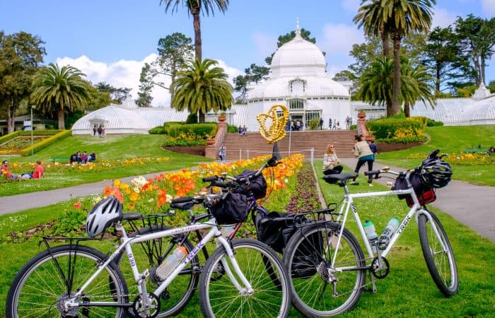 Electric SF Bike Tour Golden Gate Park