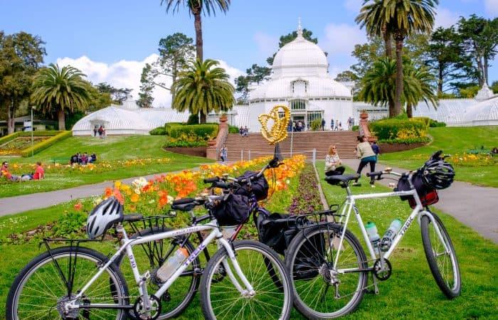 Electric SF Bike Tour Golden Gate Park
