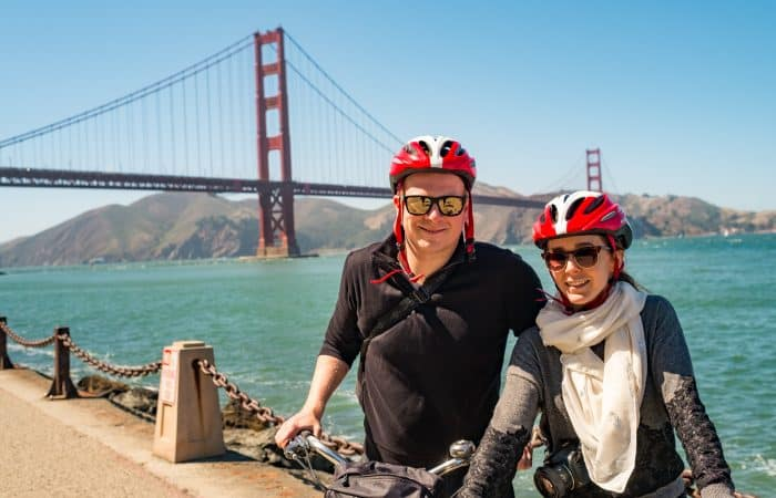 Electric SF Bike Tour with Golden Gate Bridge and Sausalito