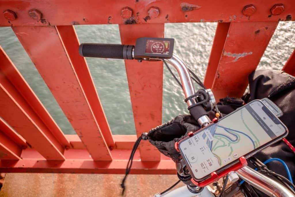 Golden Gate Bridge Electric Bike Tour