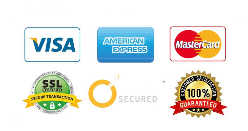 Guaranteed Secure Checkout Badge Bike Tours