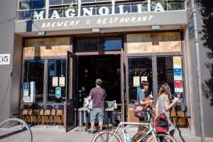 Get a taste of some of SF's best beer at the Magnolia brewery in the Dogpatch