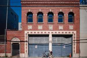 See classic untouched architecture in SF's old Dogpatch neighborhood