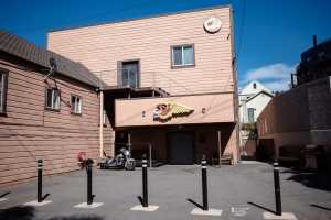 FRISCO! Ride by the legendary Hell's Angels motorcycle clubhouse