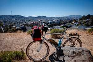 Uncover one of SF's most distinctive neighborhood view at the Star King open space