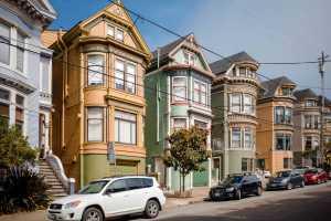 See SF's best 'painted ladies' in the Haight Ashbury neighborhood