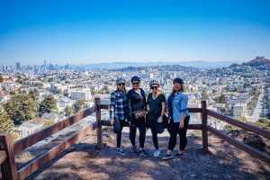 The view from Billygoat Hill park, a true SF hidden gem