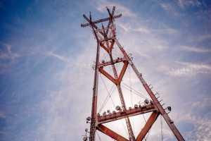 Get unreal views of one of SF's most famous local landmarks, Sutro Tower