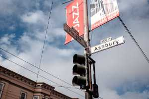 Explore one of SF's most distinctive neighborhoods and roll past SF's most famous intersections