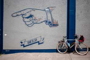 Roll by SF's best craft breweries in the Potrero and Dogpatch neighborhoods