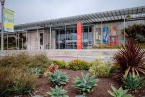 Explore the Music Concourse in Golden Gate Park, home to the California Academy of Science museum