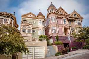 Some of the grand Victorian architecture you'll experience along the way